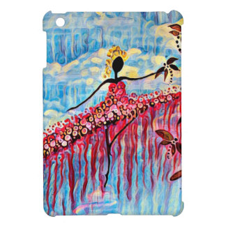 DANCER AND DRAGONFLIES 22 iPad MINI CASE