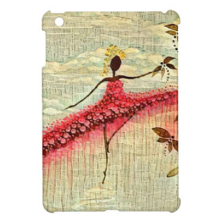 DANCER AND DRAGONFLIES 23 iPad MINI COVER