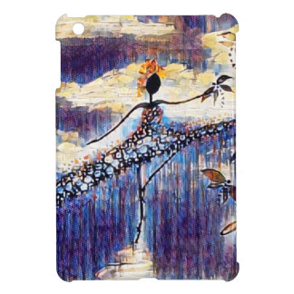 DANCER AND DRAGONFLIES 25 iPad MINI CASE