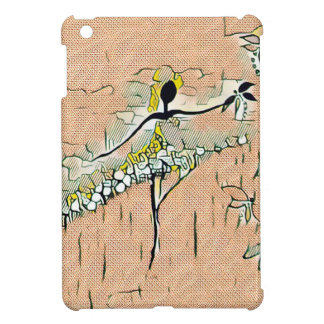 DANCER AND DRAGONFLIES 27 COVER FOR THE iPad MINI