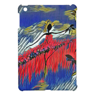 DANCER AND DRAGONFLIES 28 CASE FOR THE iPad MINI
