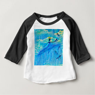DANCER AND DRAGONFLIES 29 BABY T-Shirt