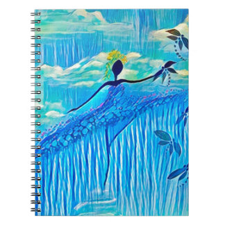 DANCER AND DRAGONFLIES 29 NOTEBOOKS