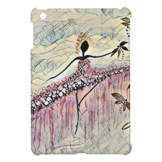 DANCER AND DRAGONFLIES 2 iPad MINI CASE