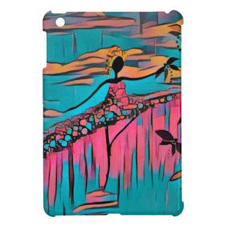 DANCER AND DRAGONFLIES 30 iPad MINI CASE