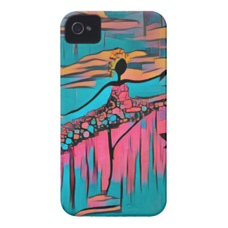 DANCER AND DRAGONFLIES 30 iPhone 4 COVERS