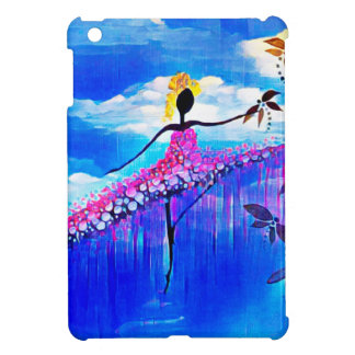 DANCER AND DRAGONFLIES 31 iPad MINI CASE
