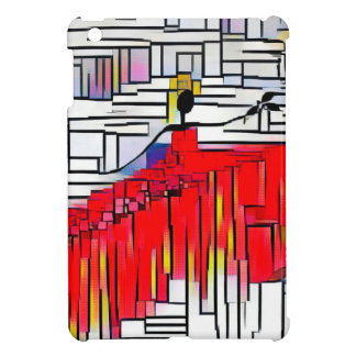 DANCER AND DRAGONFLIES 33 iPad MINI COVER
