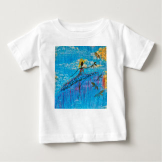 DANCER AND DRAGONFLIES 34 BABY T-Shirt