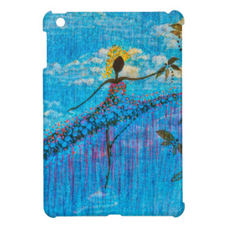 DANCER AND DRAGONFLIES 34 CASE FOR THE iPad MINI