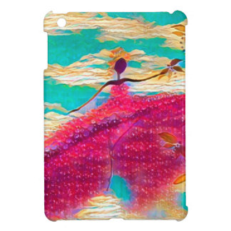 DANCER AND DRAGONFLIES 35 CASE FOR THE iPad MINI