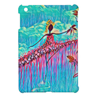 DANCER AND DRAGONFLIES 3 iPad MINI CASE