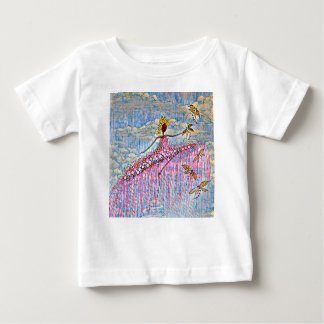 DANCER AND DRAGONFLIES 5 BABY T-Shirt
