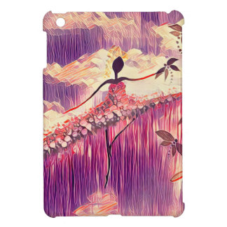 DANCER AND DRAGONFLIES 6 COVER FOR THE iPad MINI