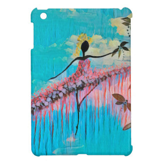 DANCER AND DRAGONFLIES 9 CASE FOR THE iPad MINI