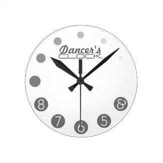 Dancer clock for a Dancer's.