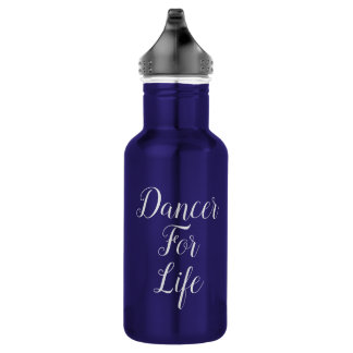 Dancer For Life Water Bottle | Recital Gift
