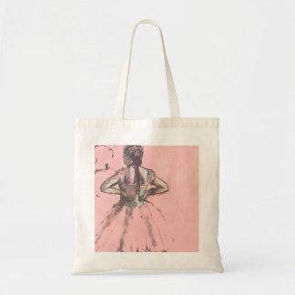 Dancer from the Back by Edgar Degas Vintage Ballet