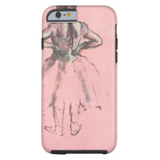 Dancer from the Back by Edgar Degas Vintage Ballet Tough iPhone 6 Case