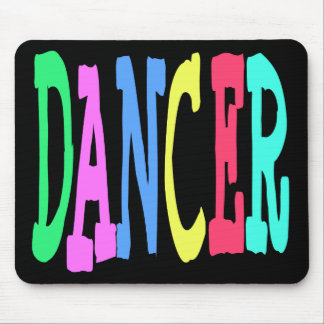 DANCER GIFT MOUSE PAD