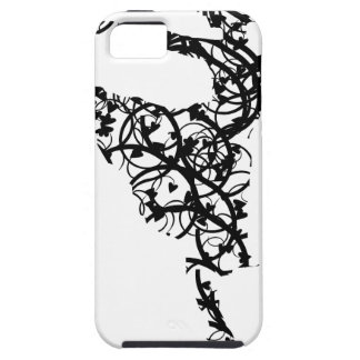 dancer hearts2 iPhone 5 case