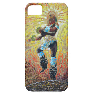 Dancer in fire - Amazing Mexico Phonecase iPhone 5 Case
