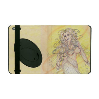 Dancer in the Light Optimism Positivity iPad Covers