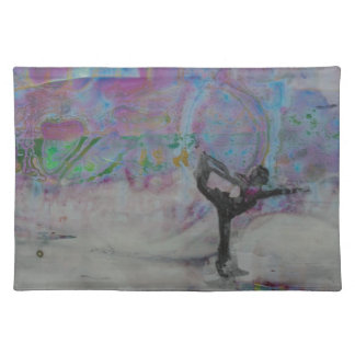 Dancer in the Snow - Placemat