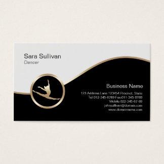 Custom choreographer business cards zazzleca for Dancer business cards