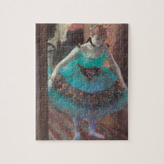 Dancer Leaving Her Dressing Room by Edgar Degas Jigsaw Puzzle