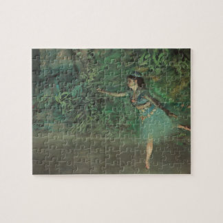 Dancer on the Stage by Edgar Degas, Vintage Ballet Jigsaw Puzzle
