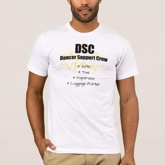 Dancer Support Crew T-Shirt