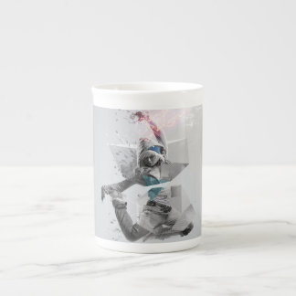 Dancer Tea Cup