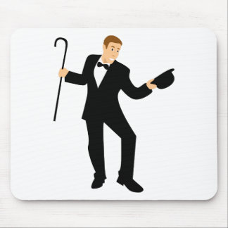 Dancer with Cane Mouse Pad