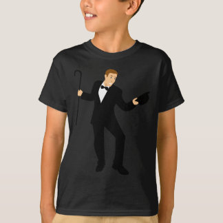 Dancer with Cane T-Shirt