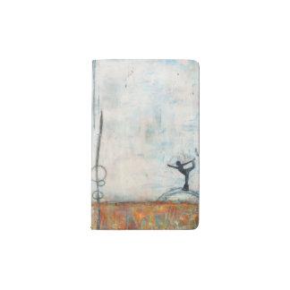 Dancer Y Girl Notebook, pocket/large/x-large, Pocket Moleskine Notebook