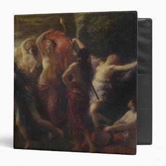 Dancers, 1891 binder