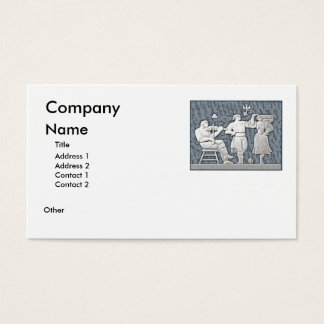 Dancers Business Card