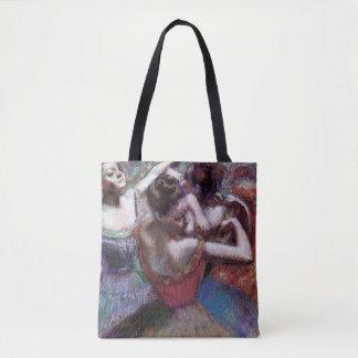 Dancers by Degas Tote Bag