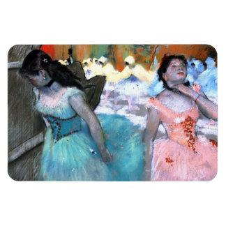 Dancers - Edgar Degas Magnet