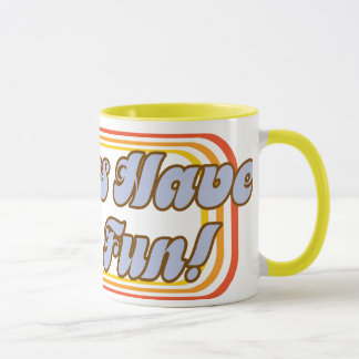 Dancers have more fun mug