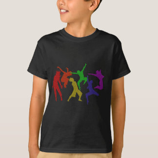 Dancers Kids T-shirt