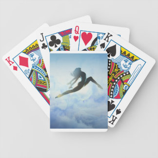 Dancer's Leap Bicycle Playing Cards