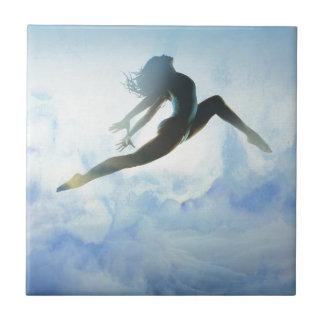Dancer's Leap Tile