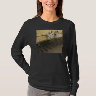 Dancers Practicing at the Bar, Edgar Degas T-Shirt