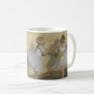 Dancers Practising at the Barre Coffee Mug