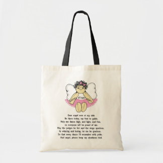 DANCERS PRAYER TOTE BAG