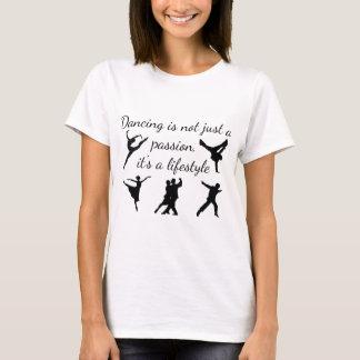 Dancer's T-shirt - different colours