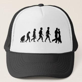 Dances dancer dance disco music evolution trucker hat