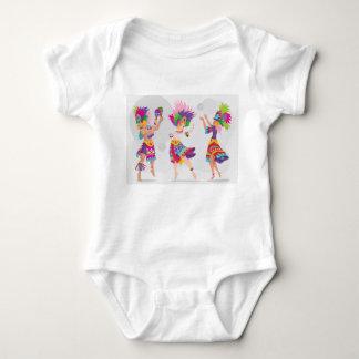 dancing babysuit baby bodysuit